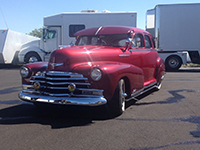 1949 Chevy Sedan car thumbnail